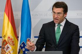 Núñez Feijóo anunció las leyes que remitirá la Xunta al Parlamento gallego antes de finalizar la legislatura.