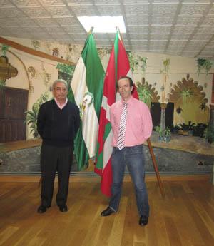 Juan Gracia y Tomas Cid.