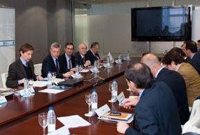 Reunión del Consello de Acción Exterior de Galicia.