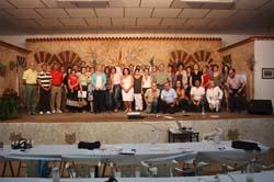 La FECACV celebró el año pasado un curso de protocolo para miembros de asociaciones.