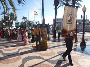 Participó la entidad en San Vicente.