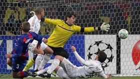 El CSKA logró el gol del empate en el último momento.