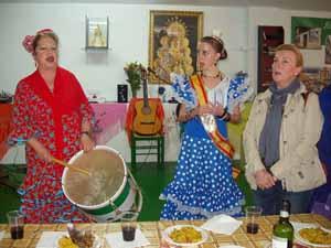 Día de Andalucía en Torrevieja.