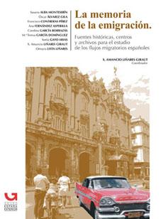 Portada del nuevo libro editado por el Grupo España Exterior.