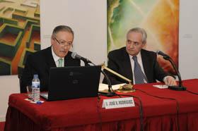 José R. Rodríguez y José Ramón Ónega.