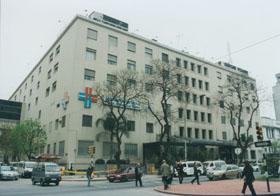 La Asociación Española Primera de Socorros Mutuos de Montevideo.