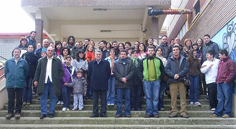 Participantes en el curso celebrado en Logroño.