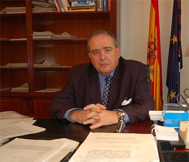 El secretario general de Asuntos Consulares y Migratorios del Ministerio de Asuntos Exteriores y Cooperación, Francisco Javier Elorza.