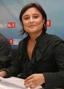 La directora del Instituto de la Mujer, Laura Seara.