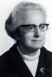 María Rosa Alonso.