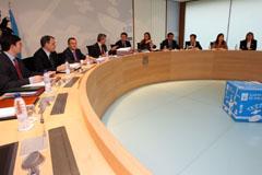 El Consello de la Xunta autorizó la partida destinada a dar trabajo a los desempleados.