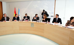 El Consello de la Xunta aprobó la interposición del recurso contra el FROB.