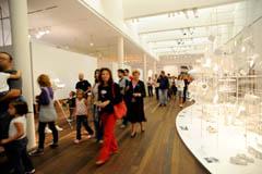 El Museo es un espacio vivo y abierto a la participación de los visitantes.