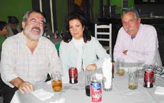 Pilar Pin en el Centro Andaluz de La Habana.