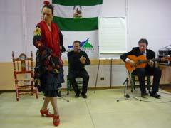 Una de las actuaciones del festival.