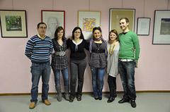 Manuel Vilariño, Tania Díaz, María Costa, Patricia Giz, Stefanie García y Pablo Gándara forman parte de la nueva directiva.