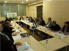 Reunión del Consejo de Comunidades.