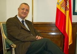 El vicepresidente de la Fundación Ideas y ex ministro de Trabajo y Asuntos Sociales, Jesús Caldera.