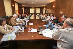 Reunión de la Comisión de Derechos Civiles y Participación el lunes 12 de abril de 2010.