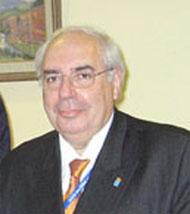 El presidente Areces.