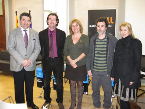 Presentación de las actividades culturales baleares que se desarrollan en Lisboa.