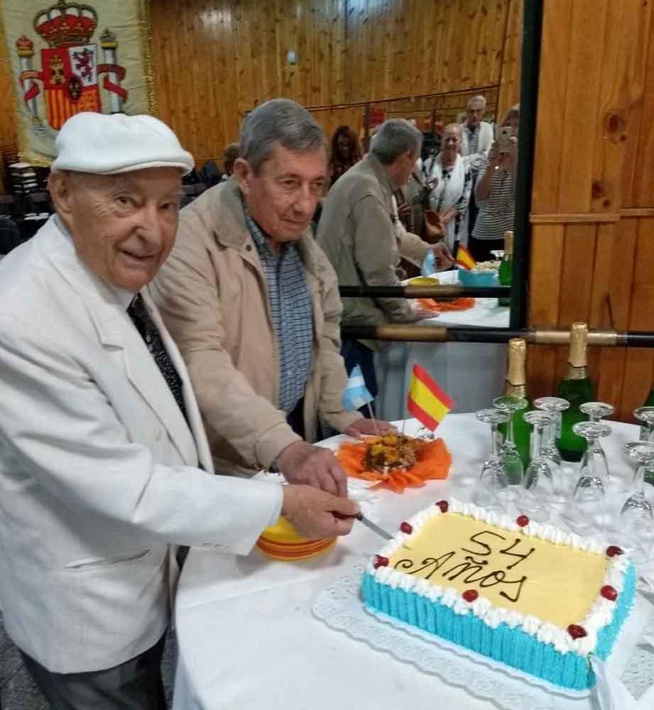 Benito Conde y Carlos Malbarez.