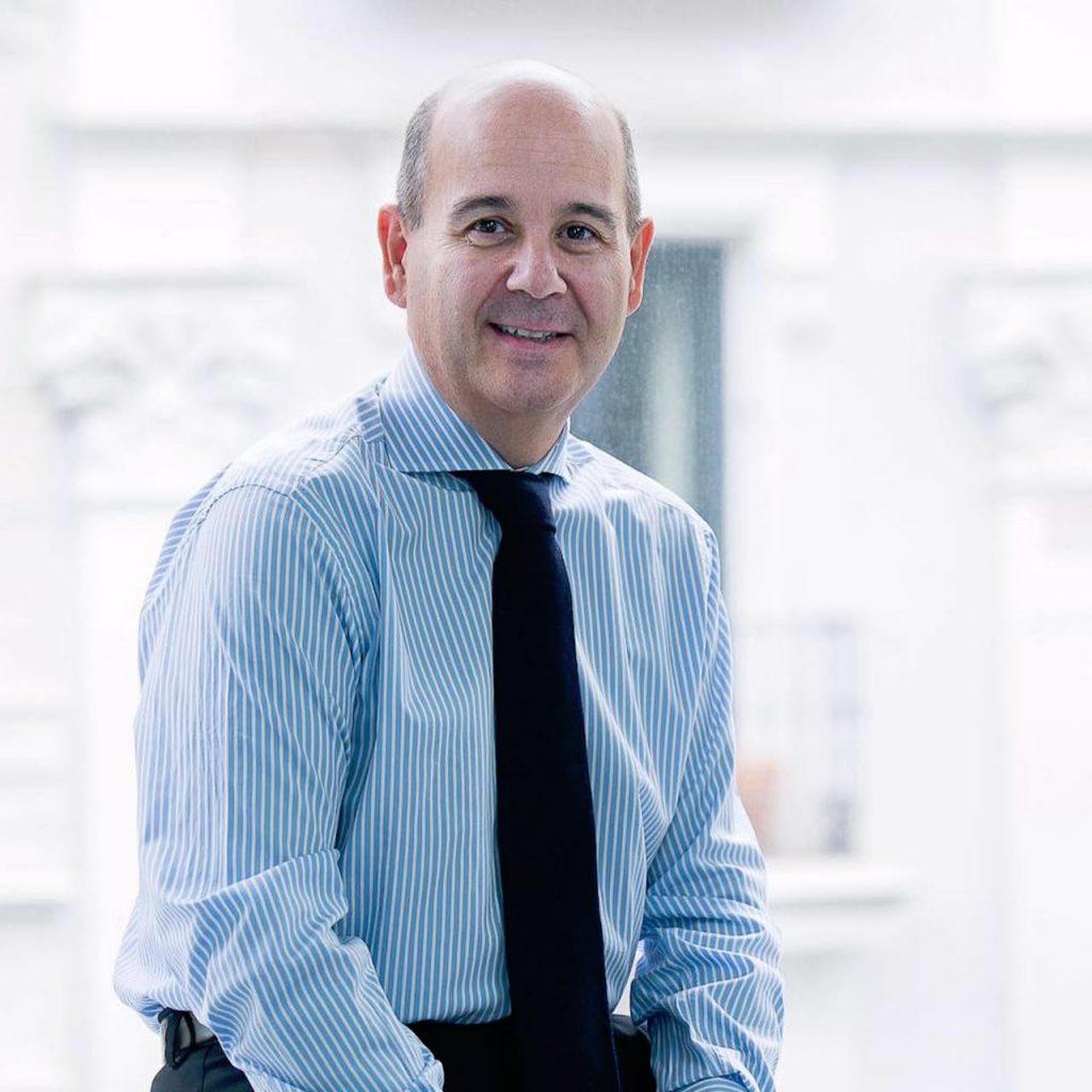 Ramón Moreno Bustos, secretario ejecutivo del PPen el Exterior.