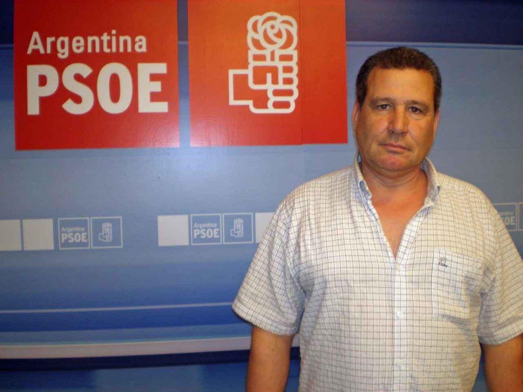 Gustavo Acosta.