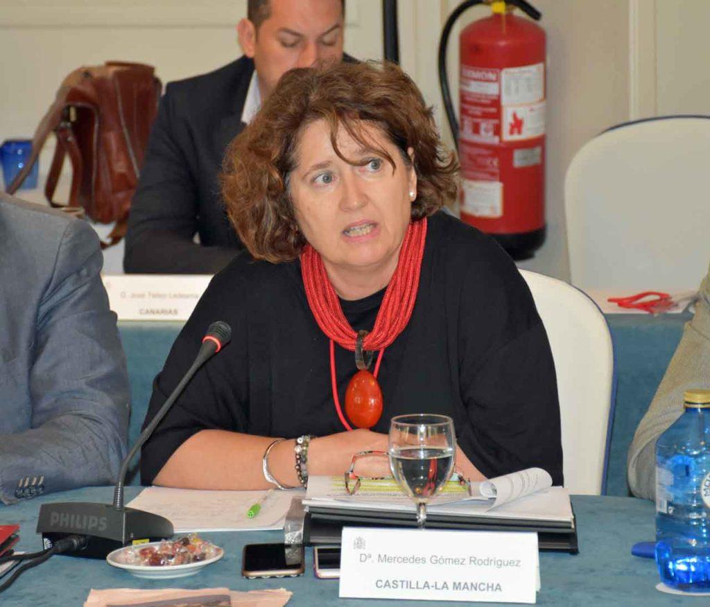 Mercedes Gómez Rodríguez.