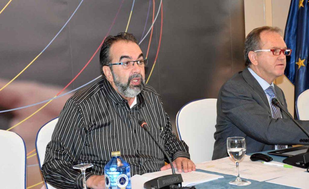 Eduardo Pahino, consejero por República Dominicana, presentó las propuestas en materia sociolaboral.