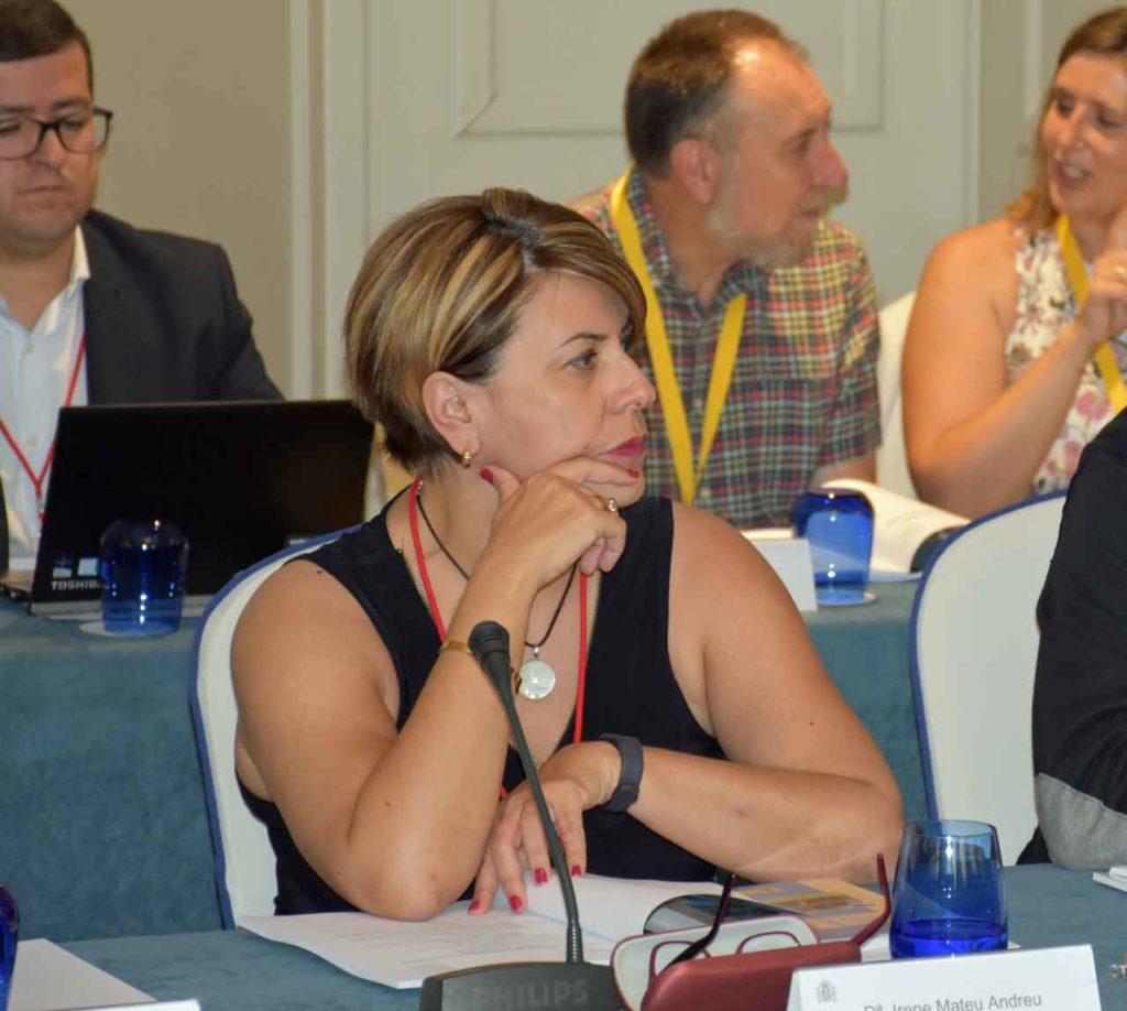 Irene Mateu.