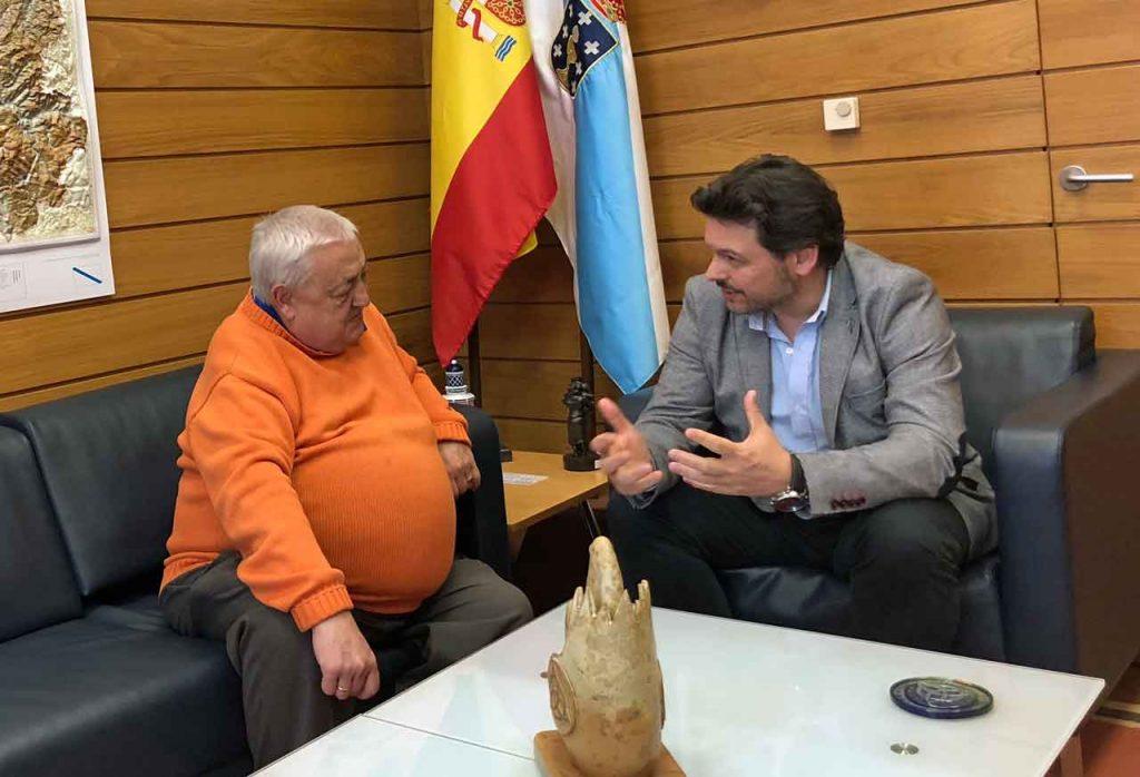 Antonio Barbosa y Antonio Rodríguez Miranda.