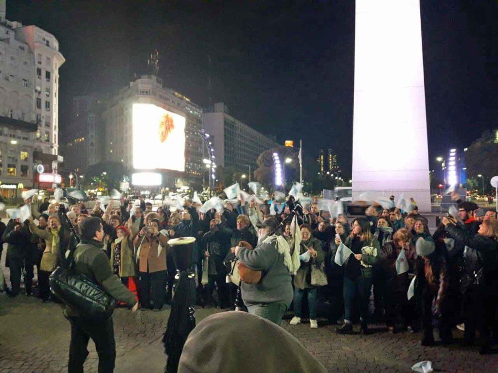 El encuentro fue organizado por diversas entidades de la colectividad gallega.