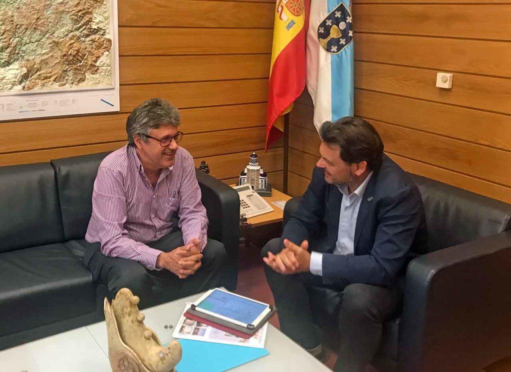 José Ramón Cerdeira Alonso y Antonio Rodríguez Miranda.