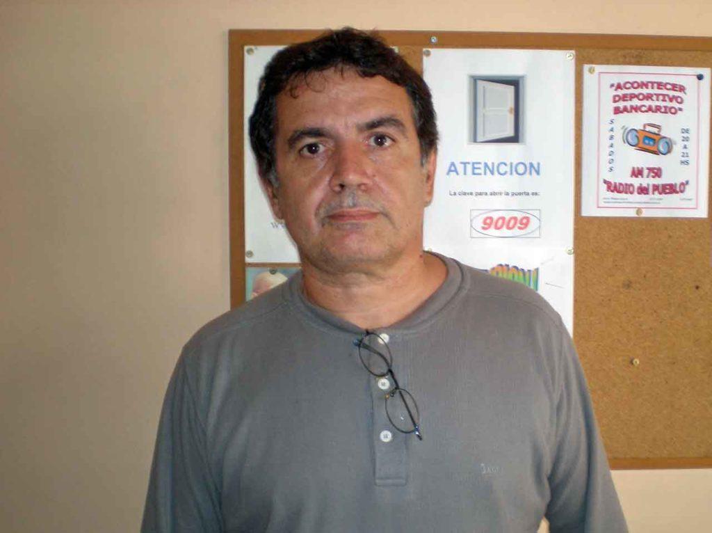 Carlos Fernández Rial.