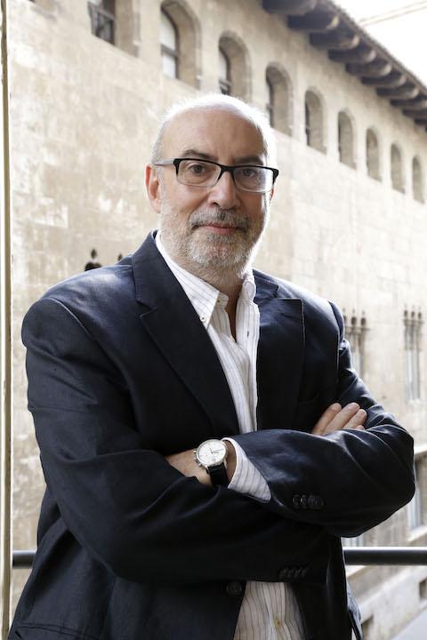 Manuel Alcaraz, conseller de Transparencia, Responsabilidad Social, Participación y Cooperación.