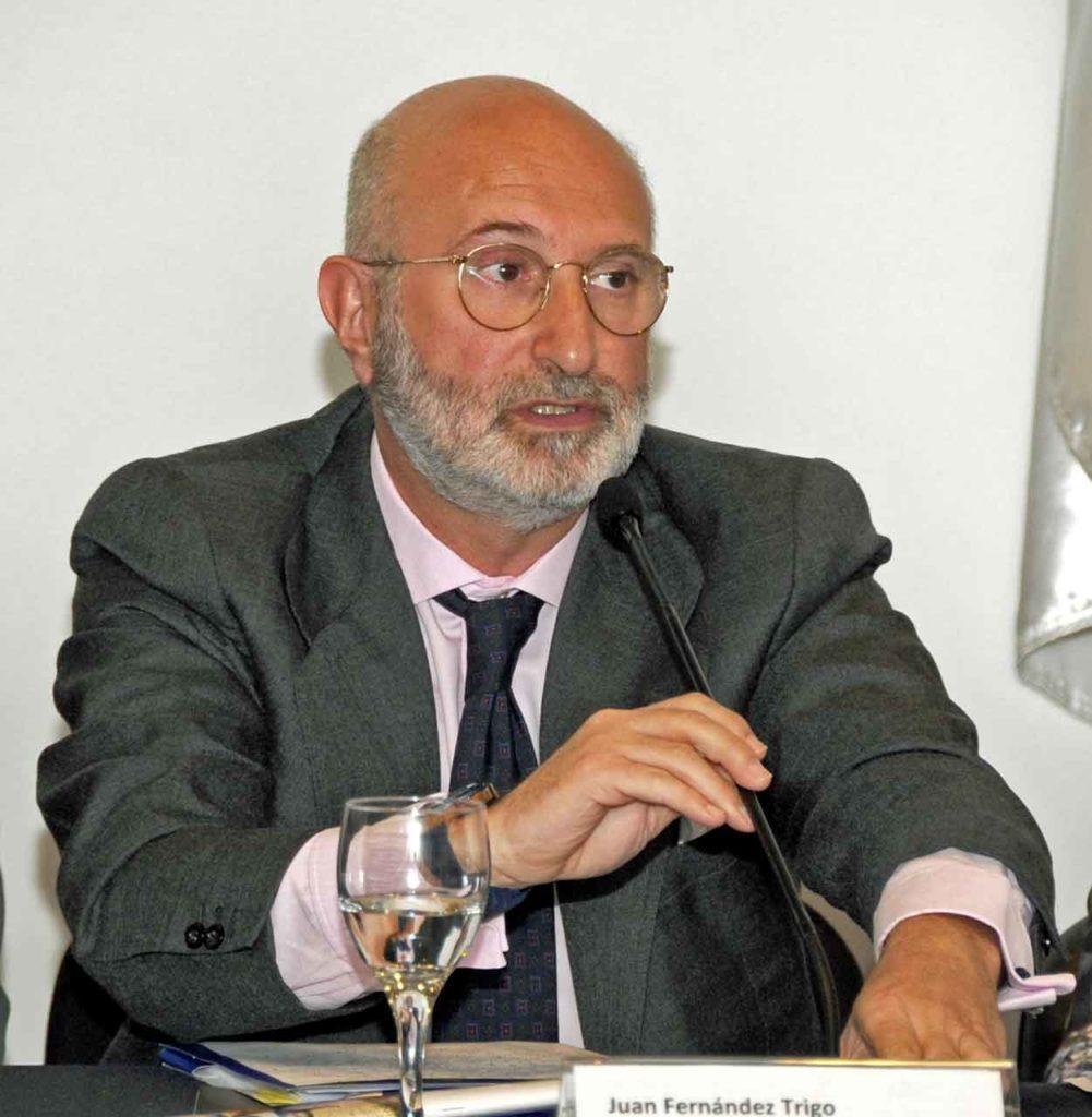 Juan Fernández Trigo.