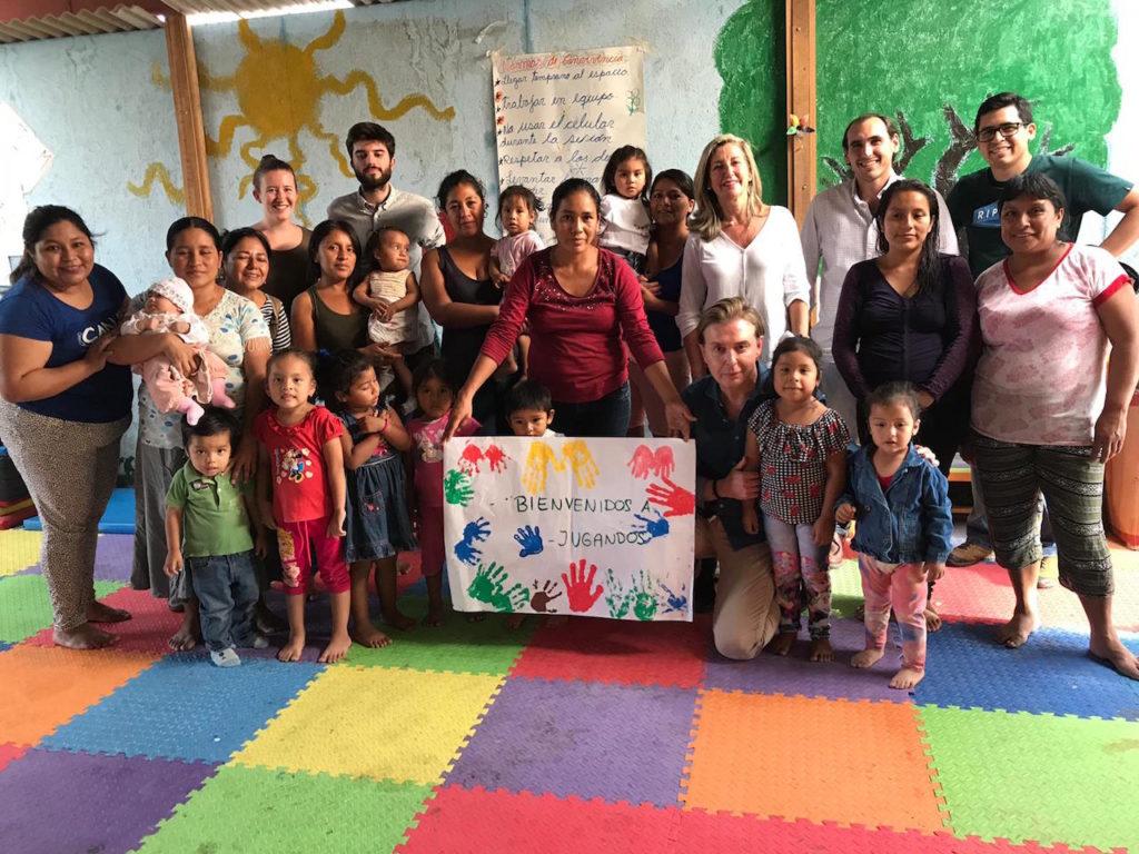El director xeral de Relacións Exteriores e coa UE, Jesús Gamallo, visitó en Piura (Perú) varios de los proyectos de formación técnica y vocacional y de apoyo al emprendimiento de la juventud.