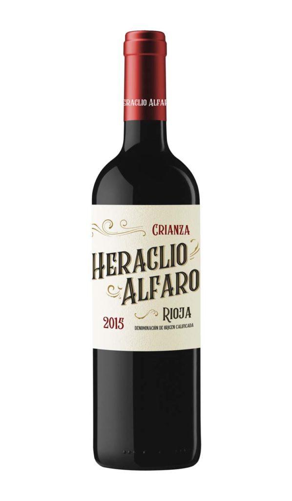 Heraclio Alfaro Crianza.