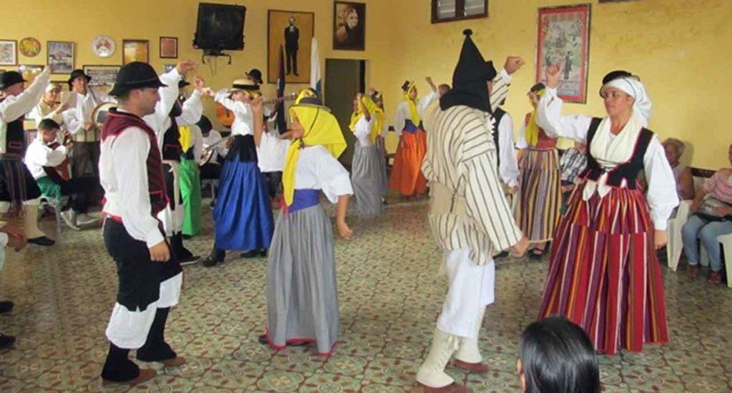 Resultado de imagen de festival tradiciones canarias cuba