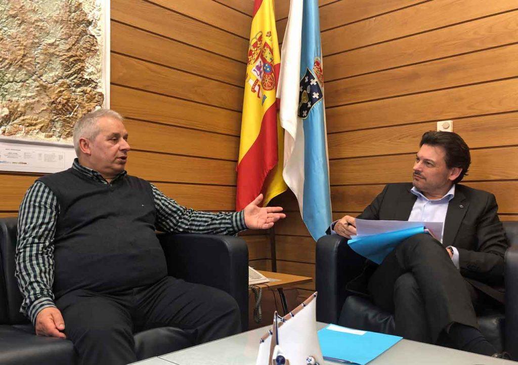 Armindo Peso y Antonio Rodríguez Miranda.