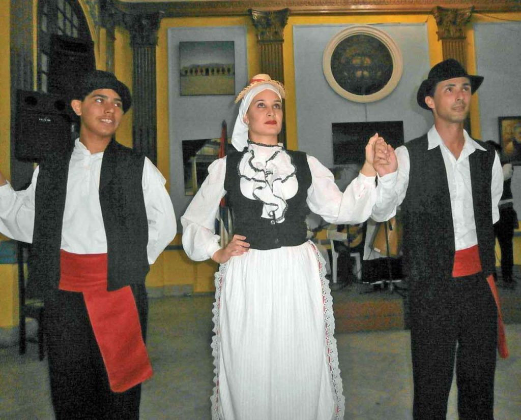'Danza Isleña de Pozas' del Municipio de Cabaiguán.
