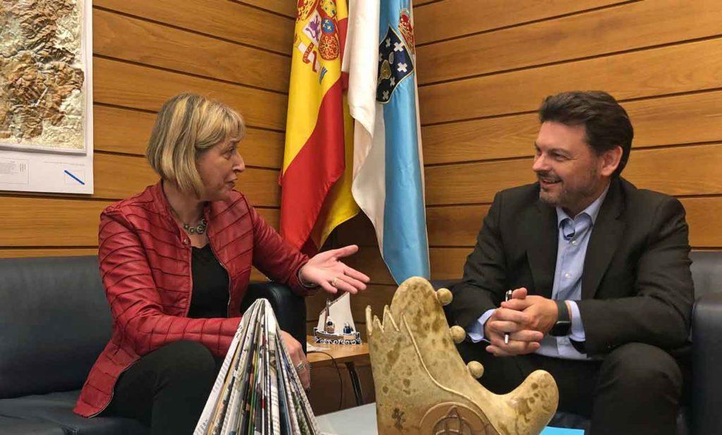 María Jesús Rodríguez y Antonio Rodríguez Miranda.