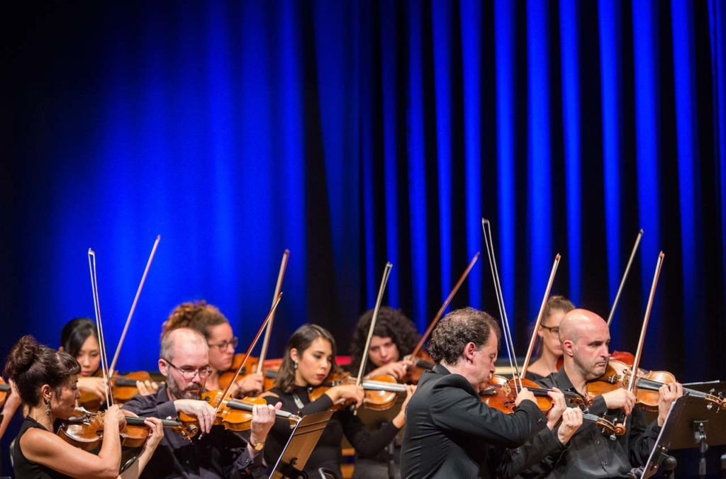 Orquesta de Cámara Gallega.