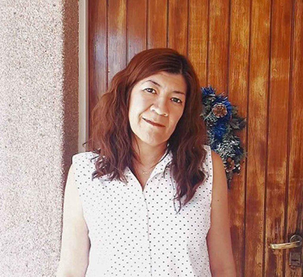 Marcela Arredondo.