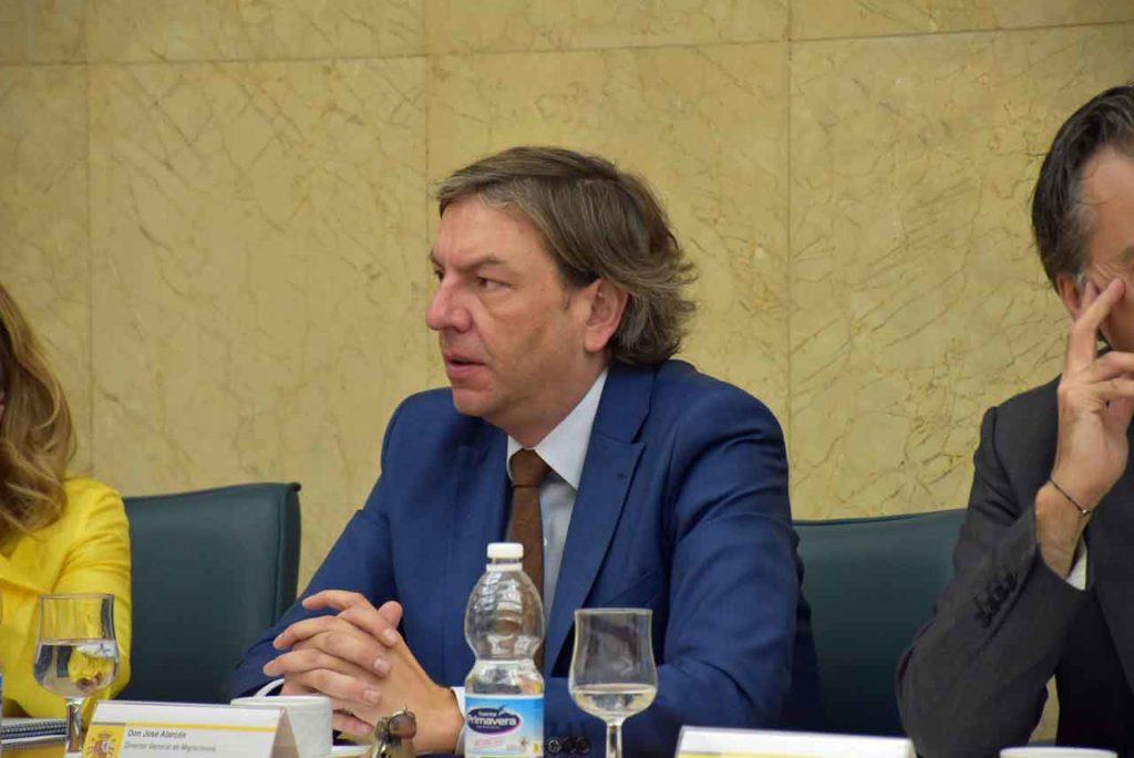 José Alarcón.