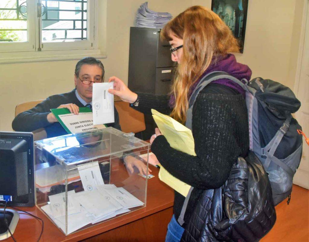 Paula hace cuatro años que emigró a Uruguay.