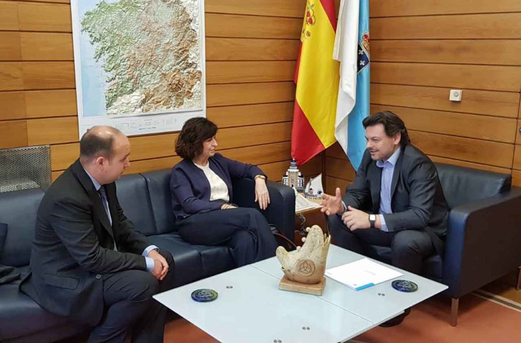 Gorka Álvarez, María Ángeles Elorza Zubiria y Antonio Rodríguez Miranda.