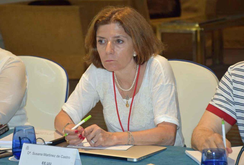 Susana Martínez de Castro.