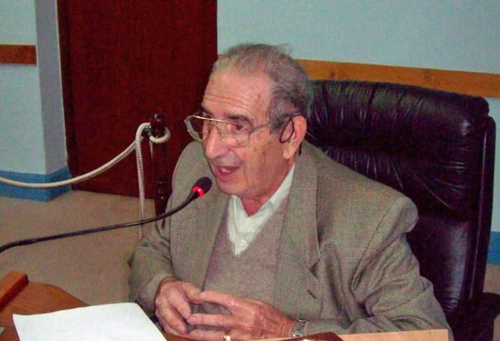 Lucio Barba Ruiz.